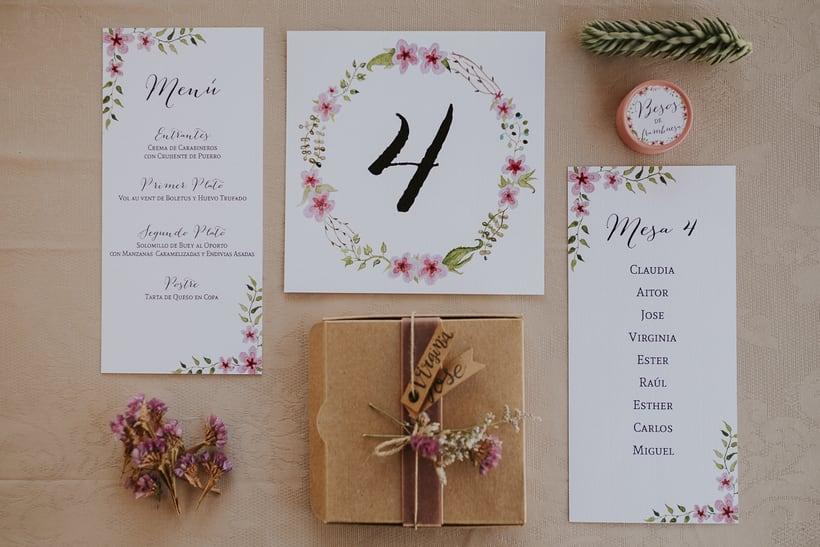 Invitación de boda M+J 5