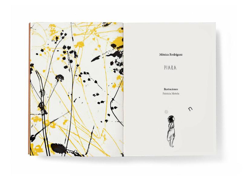 Piara. Ilustraciones y diseño. 10