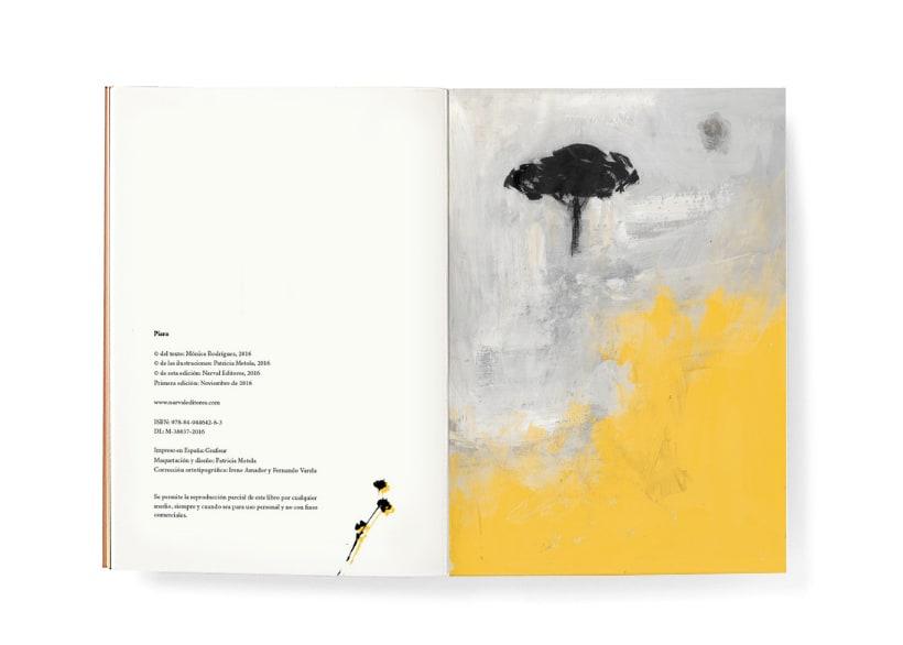 Piara. Ilustraciones y diseño. 11