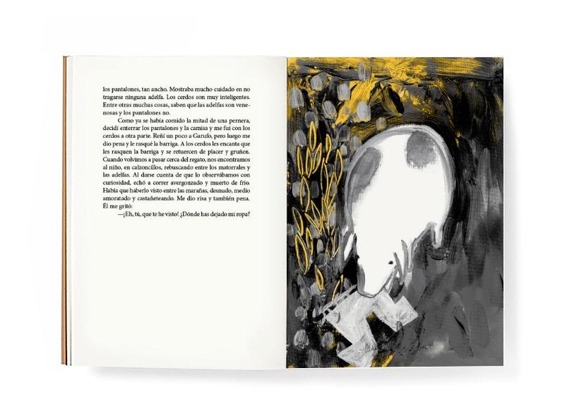 Piara. Ilustraciones y diseño. 13