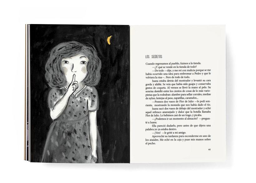 Piara. Ilustraciones y diseño. 14