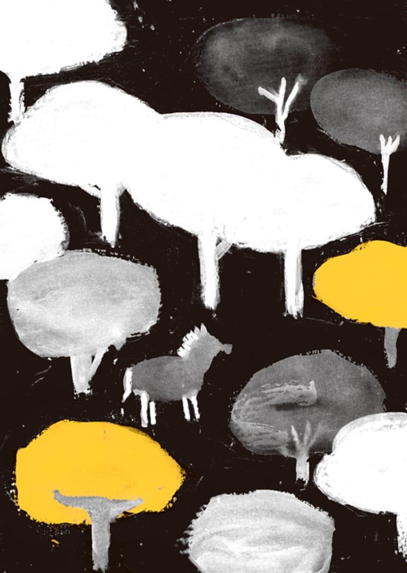 Piara. Ilustraciones y diseño. 25