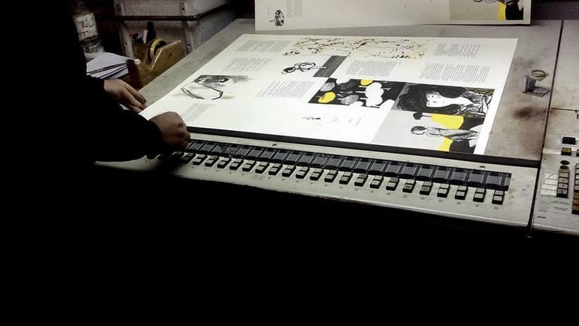 Piara. Ilustraciones y diseño. 6