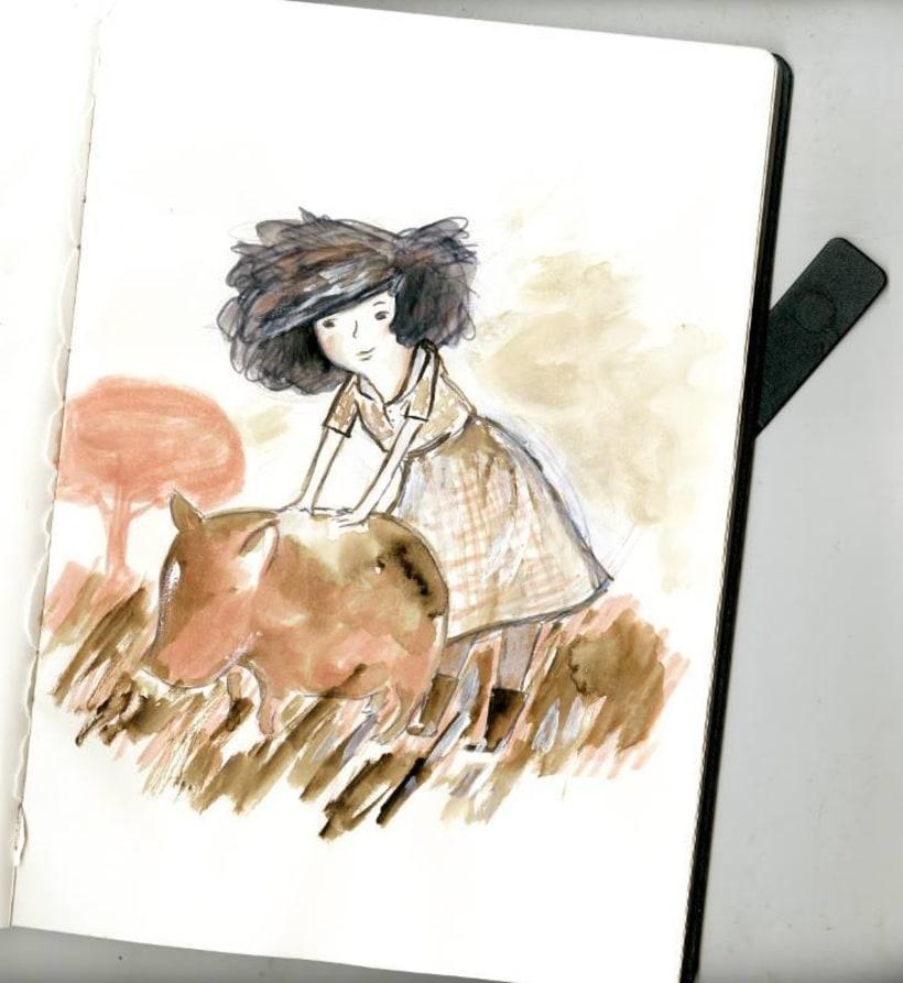 Piara. Ilustraciones y diseño. 21