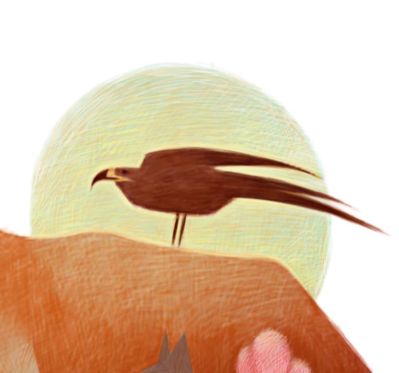 Mi Proyecto del curso: Ilustración digital con lápices de colores 5
