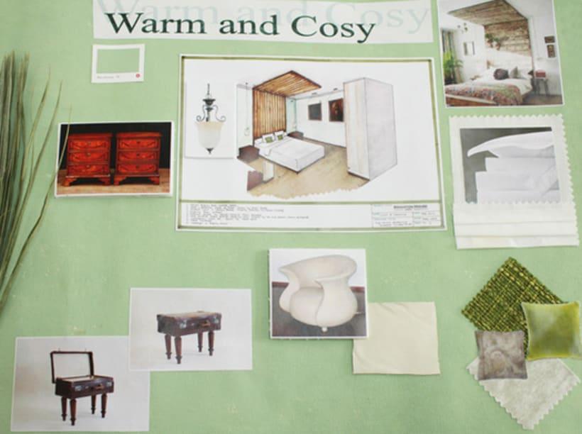 Mi proyecto en iniciaci n al dise o de interiores course - Proyecto de diseno de interiores ...
