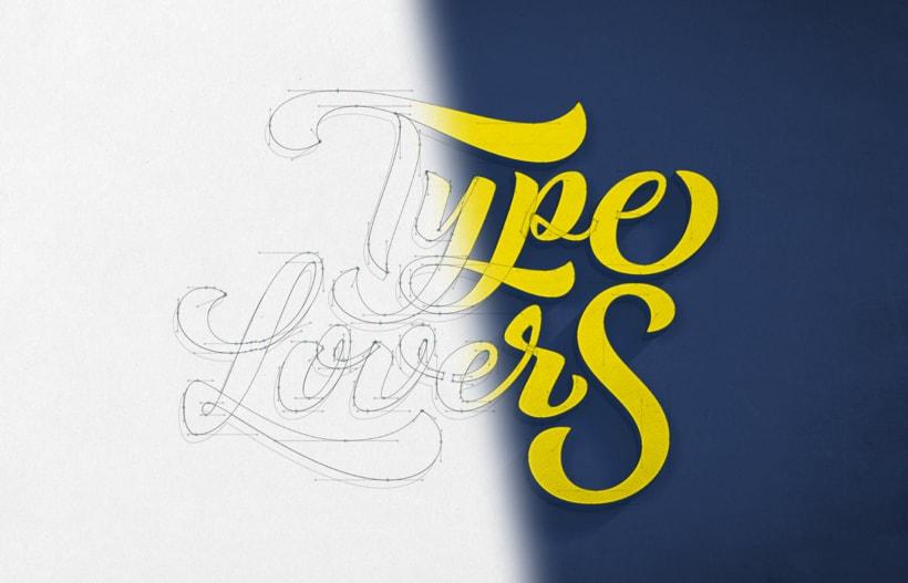 Mi Proyecto del curso: Los secretos dorados del lettering 3