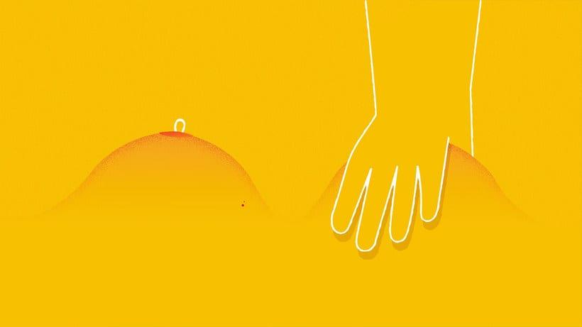 Touch yourself, la animación que te incita a tocarte 7