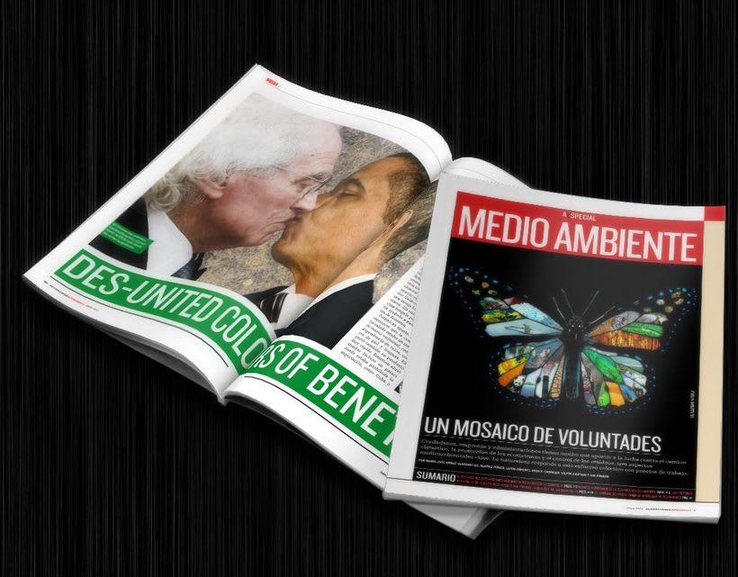 Diseño editorial: Actualidad Económica 6