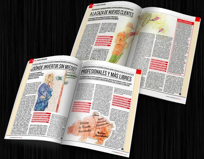 Diseño editorial: Actualidad Económica 7