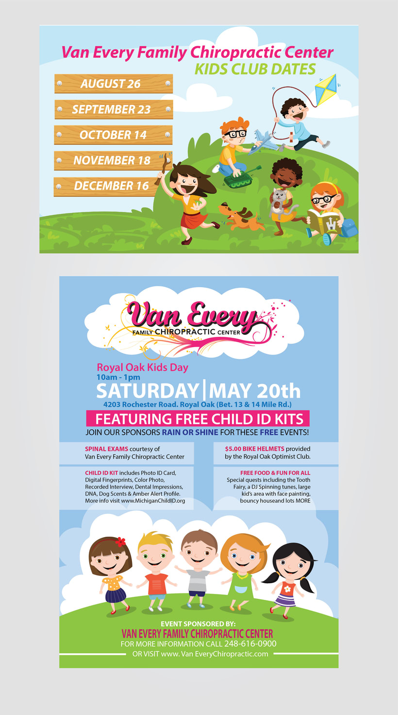 [FLYER] Van Every Chiropractic Center -1