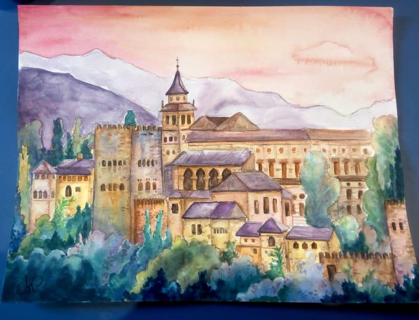 Alhambra-en-Primavera -1