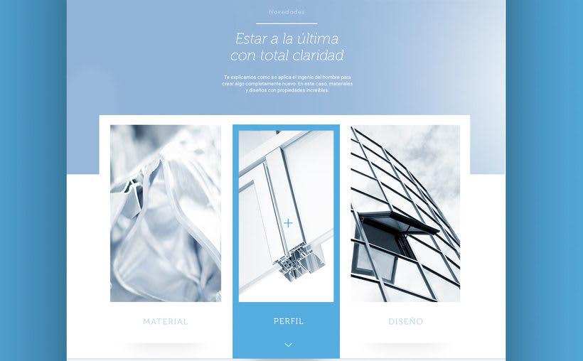 Rediseño de imagen corporativa  (logo + manual + web) 12