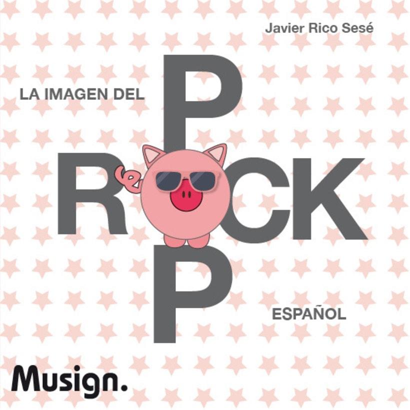 La imagen del Pop Rock Español -1
