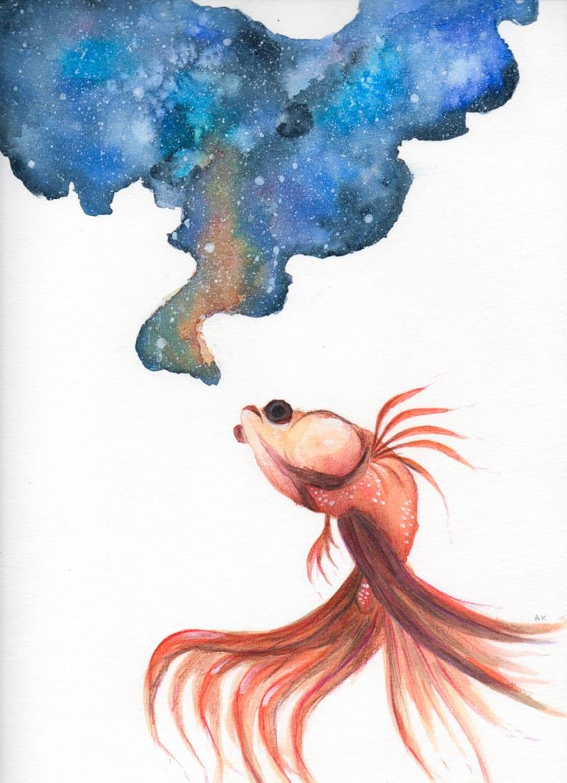"""Mi Proyecto del curso: """"Memoria de pez"""" -1"""