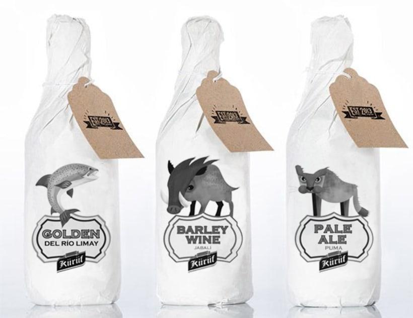 Ilustraciones para packaging 0