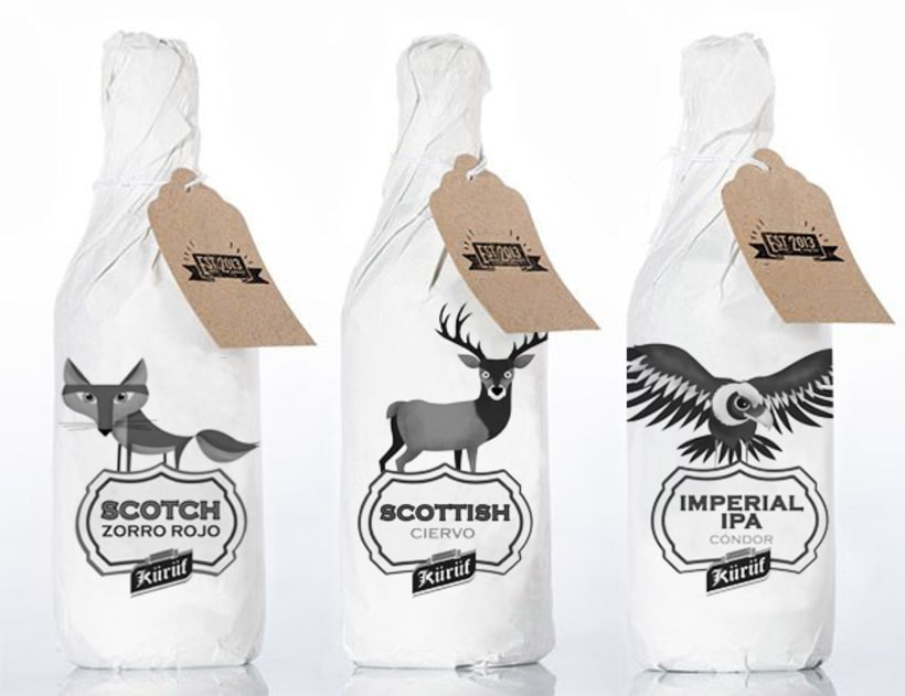 Ilustraciones para packaging 2