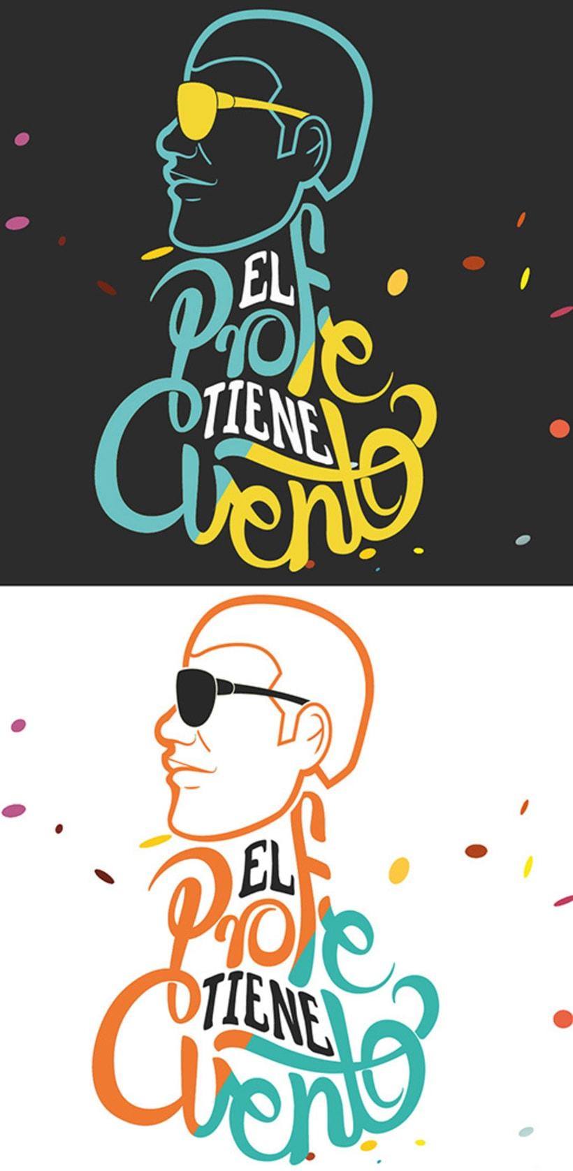 """Logo """"El profe tiene cuento"""" 0"""