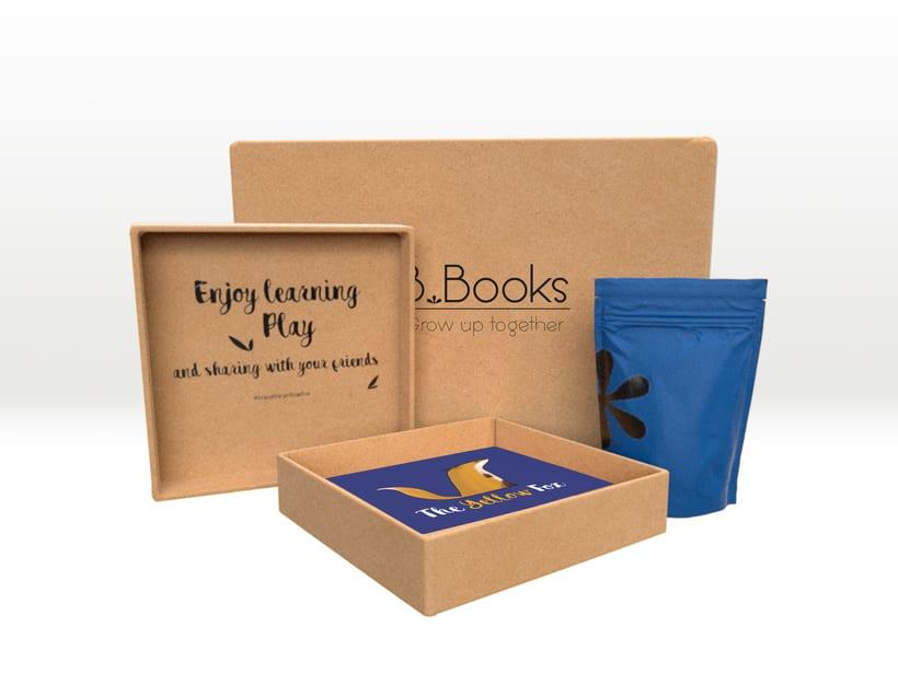 Mi Proyecto del curso: Diseño de packaging: experiencia unboxing de productos enviados por correo -1