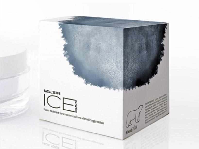 ICE CULTURE - Branding & Packaging 0