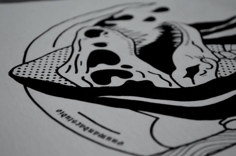 Screen Printing Or Die! [Nuwanda Estudio Logo] 3
