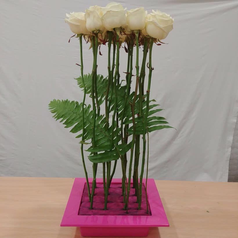 Centro Formal Paralelo en formación. Arte Floral 2