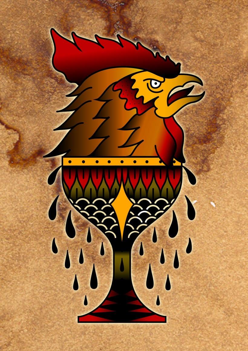 ilustración pollo -1