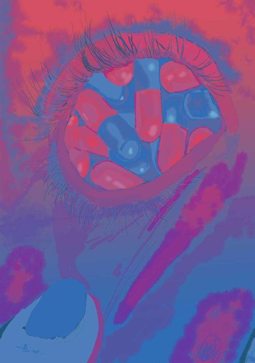 Ilustraciones, Graffitis y Pinturas 1