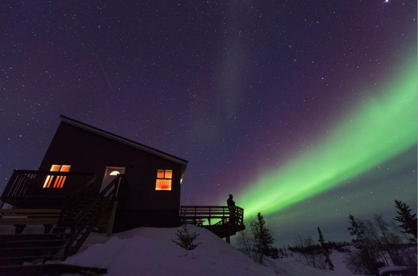 Viajes: Auroras Boreales -1