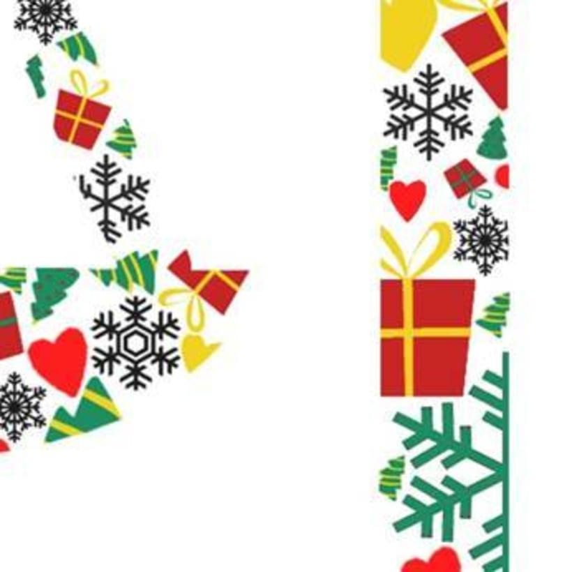 Felicitación Navidad Abogada 2
