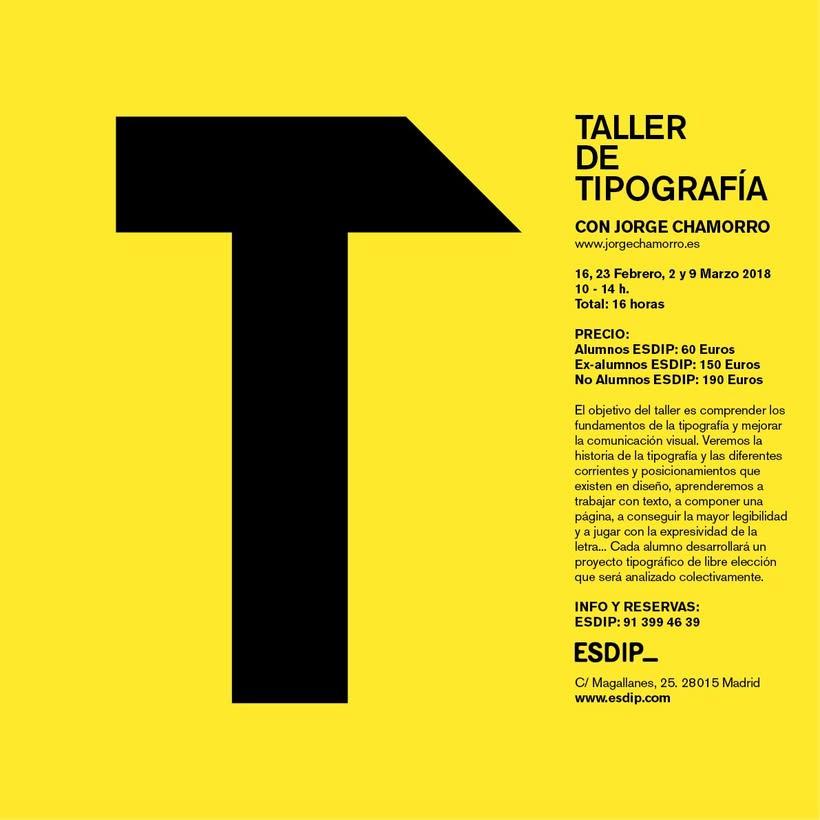 Taller de Tipografía 1