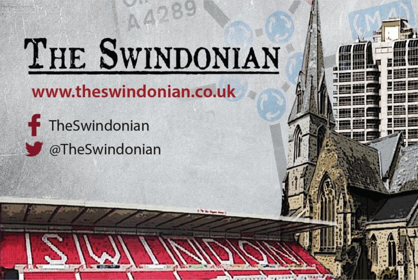 [TARJETA & FLYER] The Swindonian  -1