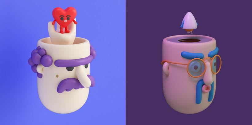 El diseño 3D a todo color de Fernando Parra 16
