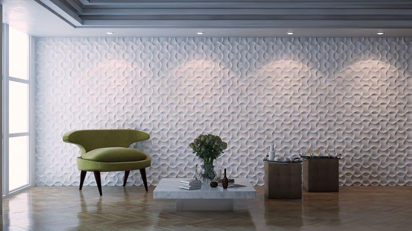 Paneles Decorativos 3D 2