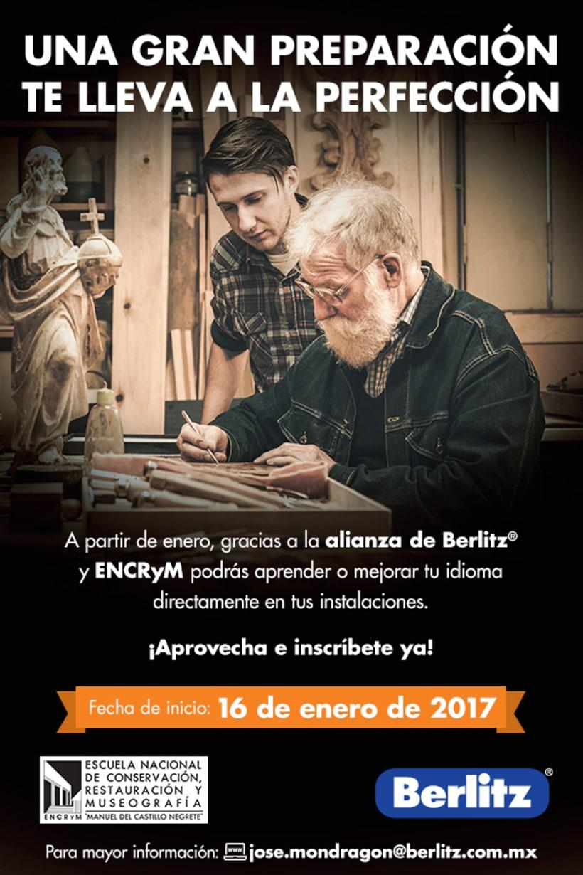 Berlitz / HTML / Convenio Empresarial: Berlitz y ENCRyM / 2017 0