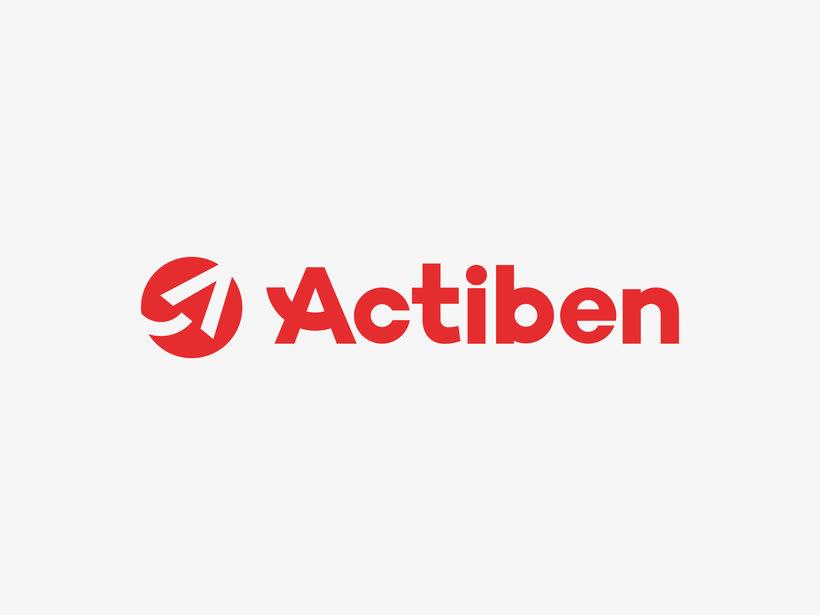 Actiben - Identidad corporativa 0