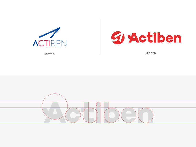 Actiben - Identidad corporativa 1