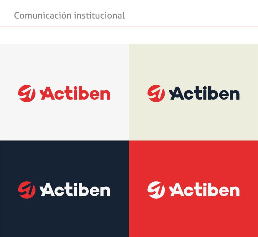Actiben - Identidad corporativa 6