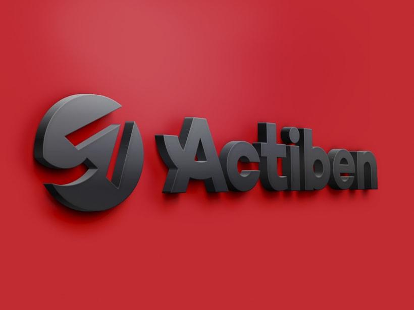 Actiben - Identidad corporativa 7