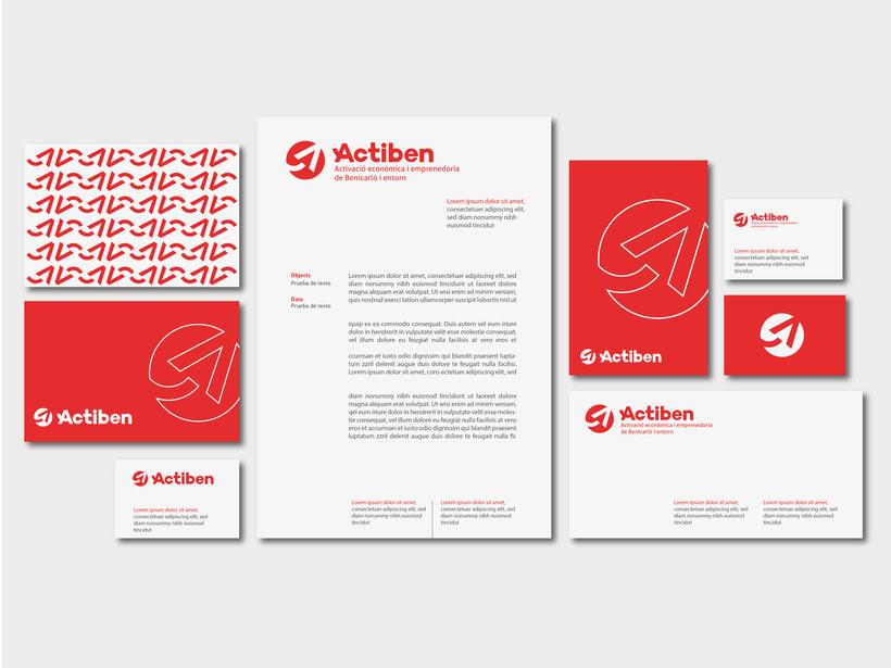 Actiben - Identidad corporativa 11