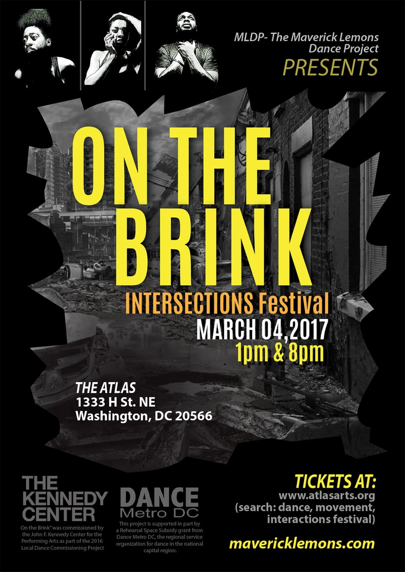 [FLYER] ON THE BRINK - MLDP -1