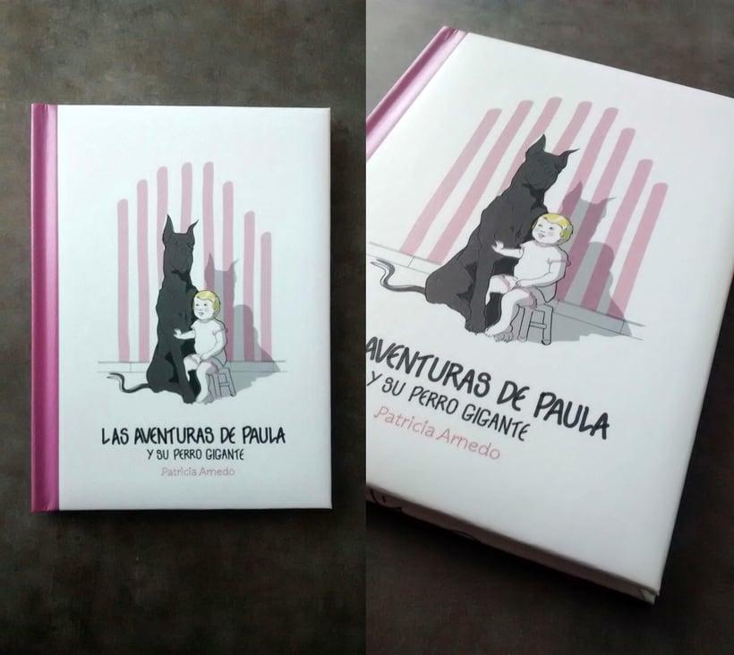 """Ilustraciones """"Las Aventuras de Paula"""" 3"""