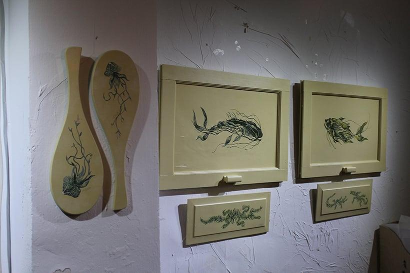 Muestra de Dibujo y Pintura Espacio Pétula Plas 0