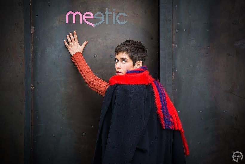 Sesión de fotos a Maria León - Meetic 1