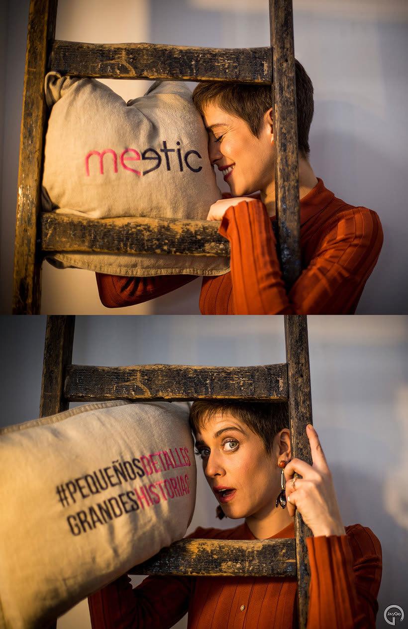 Sesión de fotos a Maria León - Meetic 7