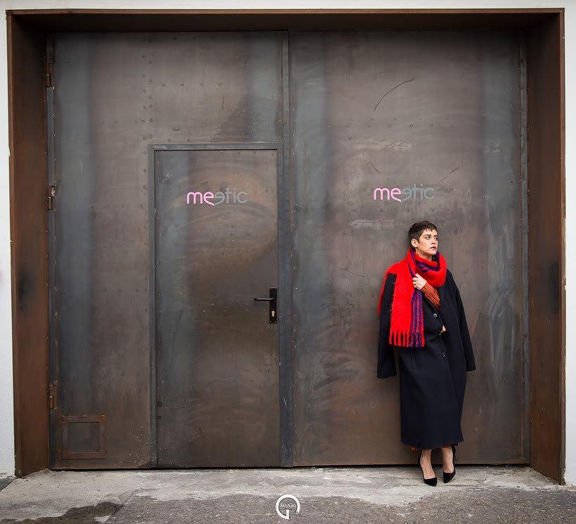 Sesión de fotos a Maria León - Meetic 2