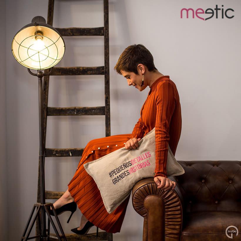 Sesión de fotos a Maria León - Meetic 8
