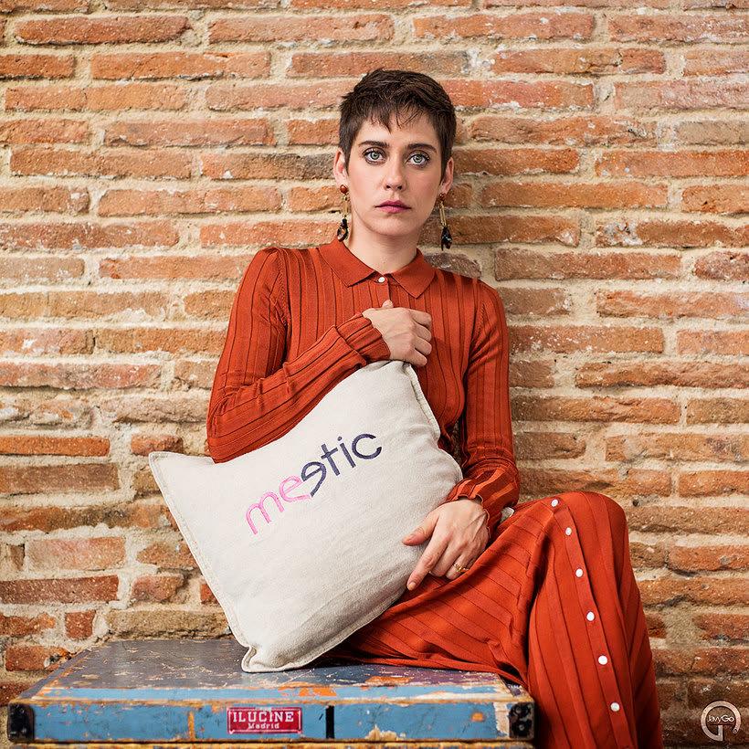 Sesión de fotos a Maria León - Meetic 11