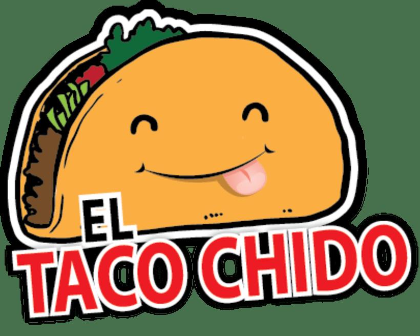[LOGO] EL TACO CHIDO -1