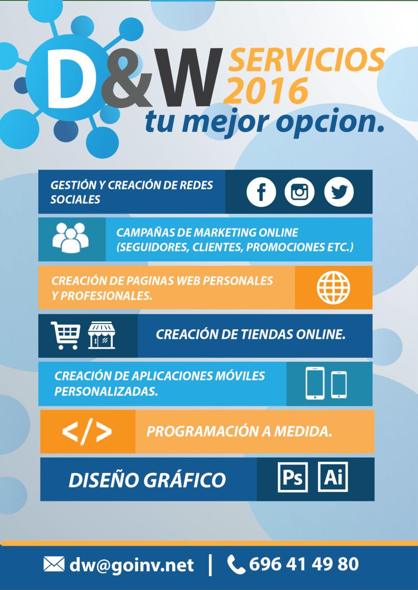 [LOGO, FLYER, BANNER & TARJETA] Tu Agencia Online 1